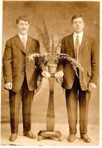 Giovanni and Luigi - grandpa - Osellame