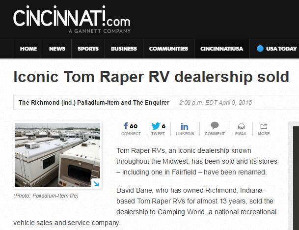tom raper