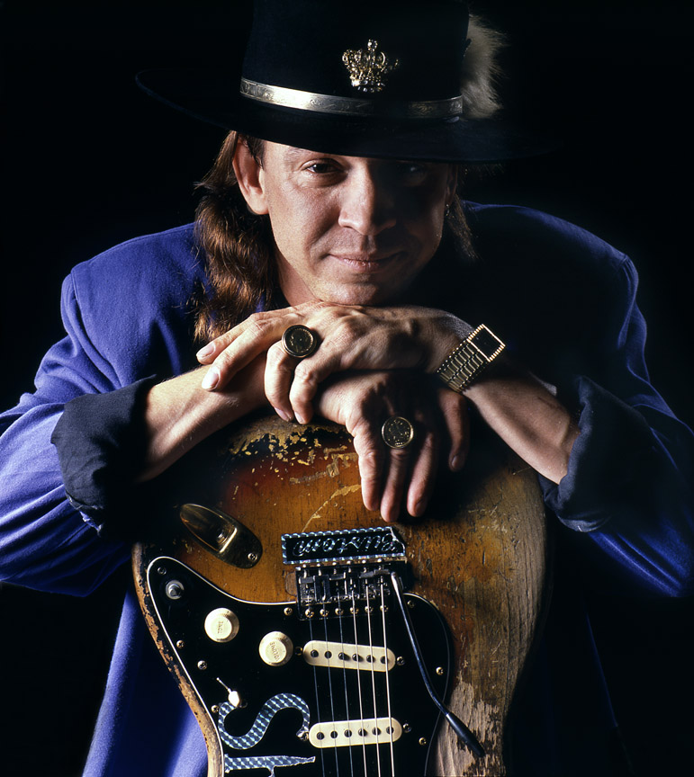 Stevie Ray Vaughan 1988
